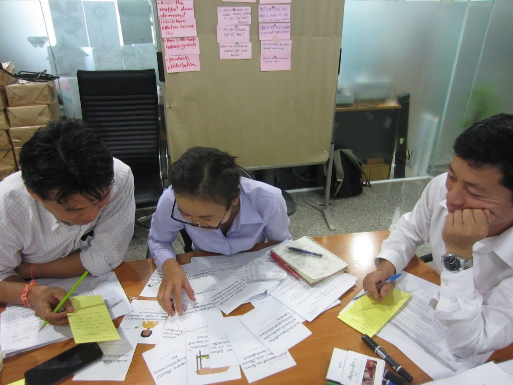 Common business issues - GIZ Laos TOT Business Literacy