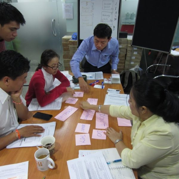 TOT GIZ Laos - Business Literacy