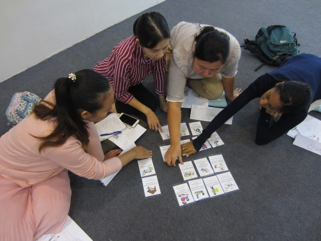 TOT Financial literacy - matching financial problems and solutions