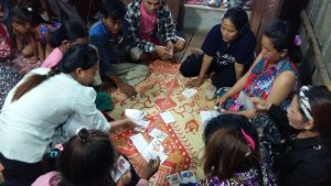 Enfants du Mekong Family Training