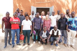 TOT family budgeting- Save the Children Burkina Faso