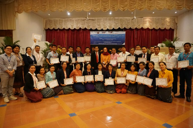 TOT Financial and Business Literacy - GIZ BoL - Pakse Jul-19